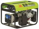 Бензогенератор Pramac ES8000-A