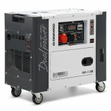 Дизель-генератор Daewoo DDAE10000DSE-3