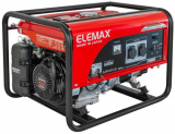 Бензогенератор Elemax SH6500EX-R