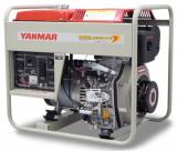 Дизель генератор Yanmar YDG6600TN-5EB