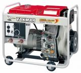 Сварочный генератор Yanmar YDW190N-5EB