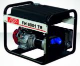 Бензогенератор Fogo FH6001TR