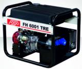 Бензогенератор Fogo FH6001TRE