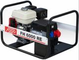 Бензогенератор Fogo FH6000RE
