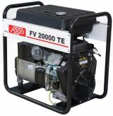 Бензогенератор Fogo FV20000TE