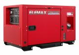 Дизель-генератор инверторный Elemax SHX8000Di-R
