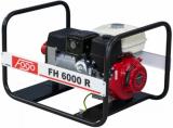 Бензогенератор Fogo FH6000R