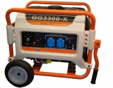 Бензогенератор E3 Power GG3300-X