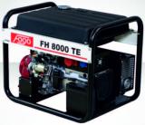 Бензогенератор Fogo FH8000TE