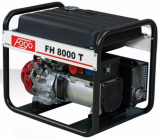 Бензогенератор Fogo FH8000T