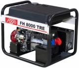 Бензогенератор Fogo FH8000TRE