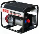 Бензогенератор Fogo FH8000TR
