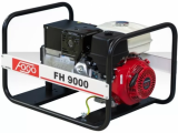 Бензогенератор Fogo FH9000