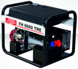 Бензогенератор Fogo FH9000TRE