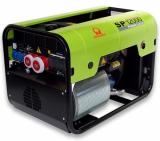 Бензогенератор Pramac SP12000-3