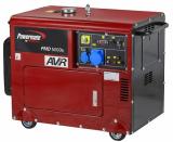 Дизель-генератор Pramac PMD5000S