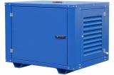 Бензогенератор инверторный TSS SGG8000Ei в кожухе