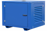 Бензогенератор инверторный TSS SGG10000Ei в кожухе