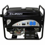 Бензогенератор Lifan 3GF-6 (LF3500)