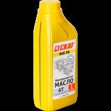 Моторное масло минеральное Skat